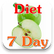 Diet Plan - Weight Loss 7 Days by Gamebaby