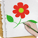 How to Draw Flowers and Roses by Hoxi Apps Studio