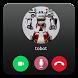Fake Call Tobot Prank