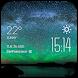 Aurora & Stars by Widget Studio
