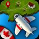GeoFlight Canada: Geography by TopoMonkey