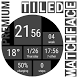 Tiled Watchface Premium