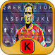 Keyboard For As Roma Fans by Gothemes Keyboard