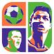 Football Player Quiz by IDIOKONE Lab.