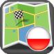Poland Offline Navigation by Navigation