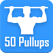 50 Pullups workout Be Stronger by ShvagerFM