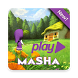 Videos of Masha and the Bear by KidsTubeApps
