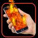 Fire Screen (Prank) by Prank Pixels