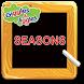 LKG-Seasons by Santosh Reddy Nayani