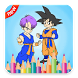 How to color Dragon ball Sayan by colobook