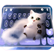 Cutie Cat Keyboard Theme