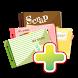Scrapbooking Ext. (Sticker) by ELECOM CO.,LTD.