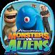 Monsters vs. Aliens Launcher by CM Launcher Team