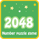 2048 Number puzzle game plus by james mimad