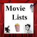 Movie Lists by Reference Geek Apps