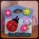 Crochet Bags by Heidi Haptonseahl