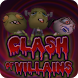 Clash of Villains by Damaged Brainz Studio