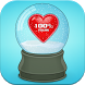 Test Love by crystalball prank by junior1