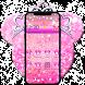 Pink Glitter Minny Princess Theme by Fabulous Theme Wallpapers