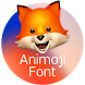 Animoji Font for FlipFont , Cool Fonts Text Free by Free FlipFont Studio