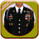 Military Photo Suit New by Munwar Apps