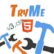TryMe - An offline Web IDE by Manav Akela