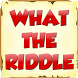 What the Riddle? Puzzle Games by RG Smart Apps LLC