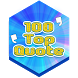 Top 100 quotes 2017 by freedevappzaw
