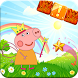 Pepa Pige Amazing World : the Pig Adventure by Jack 64 Platformer Games Inc.