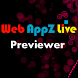 Web AppZ Live Previewer by Lijo Varghese