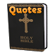 Holy Bible: e-Quotes by FloApps Inc