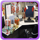 Christmas Office Decor Idea Gallery by White Clouds