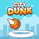 City Dunk - The Flappy Basketball Game by Famobi