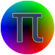 Pi Color Wheel by Two Sheds Software