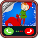 call from elf on the shelf by valentine_frames