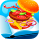 My Restaurant Cooking Game by Gadget Software Development and Research LLC.