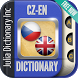 Czech English Dictionary by Julia Dictionary Inc