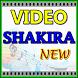 Latest Shakira Videos by CiKAL APP