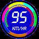 GPS Speedometer & Odometer by California Cowboy Studios