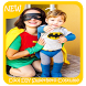 Cool DIY Superhero Costume Ideas