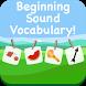 Beginning Sound Vocabulary by Dezol Inc