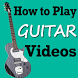 Learn How to Play GUITAR Video by Kavya Krishna299