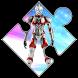 Hero Ultraman Galaxies Puzzle by Jigsaw Inc