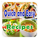 Easy And Quick Recipes by Bagja Studio