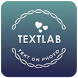 TextLab - Text on Photo by Fortune Techlab
