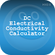 DC Electric Conductivity Calc by HIOX Softwares Pvt Ltd