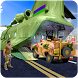 Offroad Army Transport Cargo Plane Simulator by Thunderstorm Studio - Free Fun Games