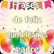 Frases feliz cumpleaños papa by Entertainment LTD Apps