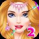Princess Makeup Salon-Fashion 2 by game hub
