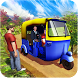 Real Tuk Tuk Auto Driver by The Game Fusion